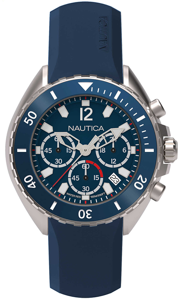 Nautica NAPNWP001 - zegarek męski