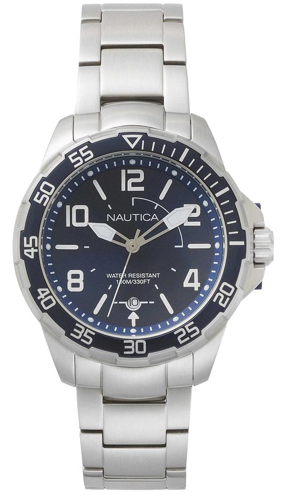 Nautica NAPPLH004 - zegarek męski