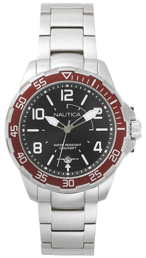 Nautica NAPPLH005 - zegarek męski