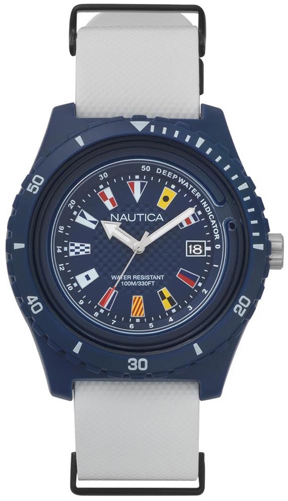 Nautica NAPSRF002 - zegarek męski
