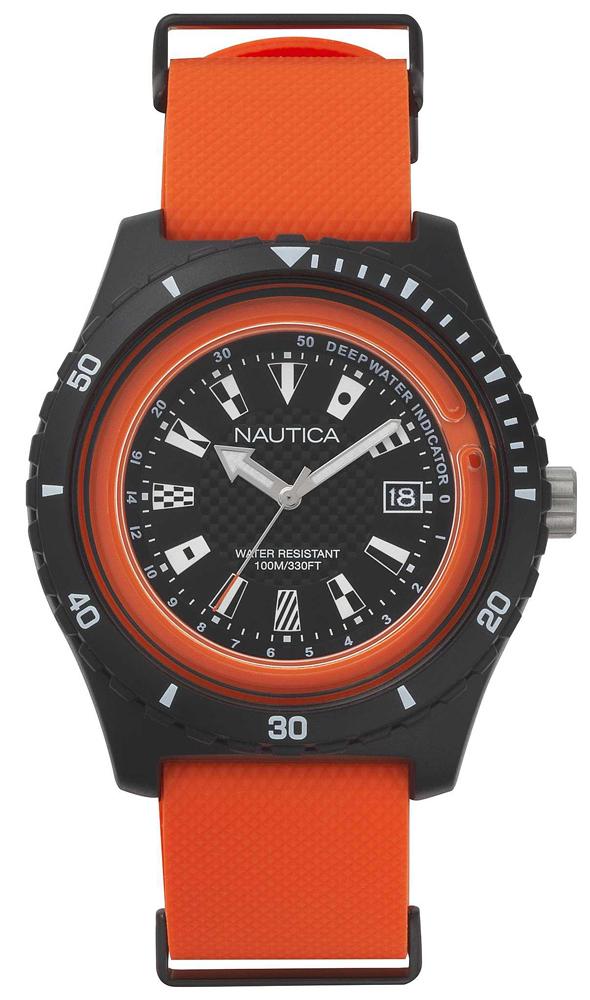 Nautica NAPSRF003 - zegarek męski