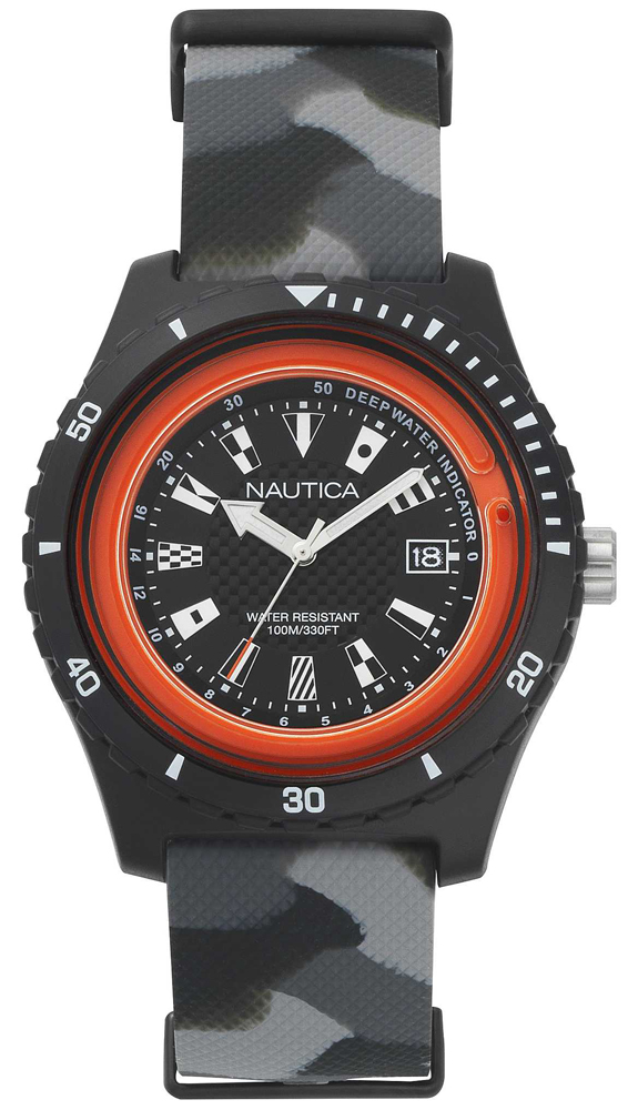 Nautica NAPSRF005 - zegarek męski