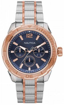 Nautica NAPSTL005 - zegarek męski