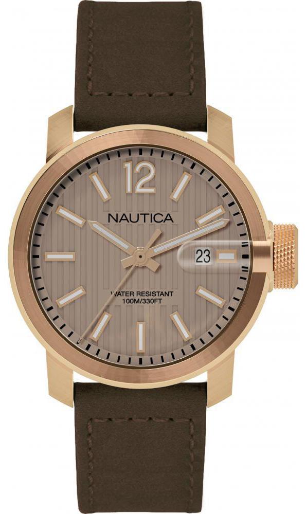 Nautica NAPSYD005 - zegarek męski
