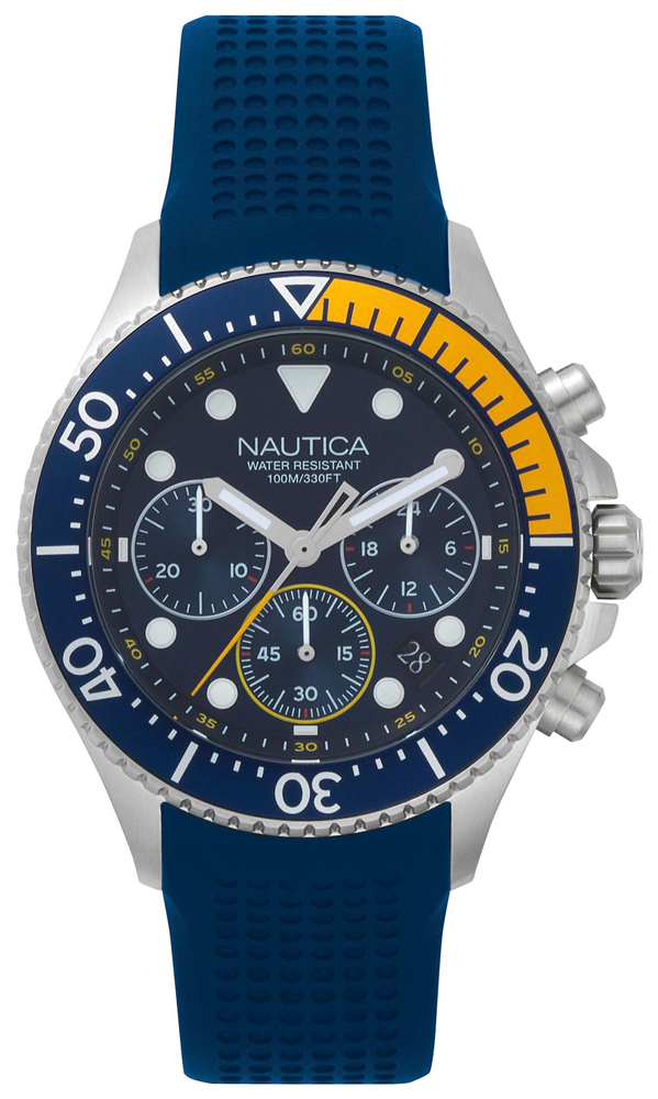 Nautica NAPWPC002 - zegarek męski