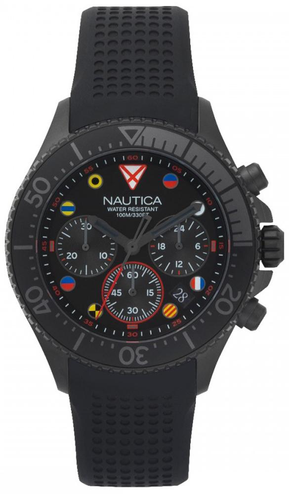 Nautica NAPWPC003 - zegarek męski
