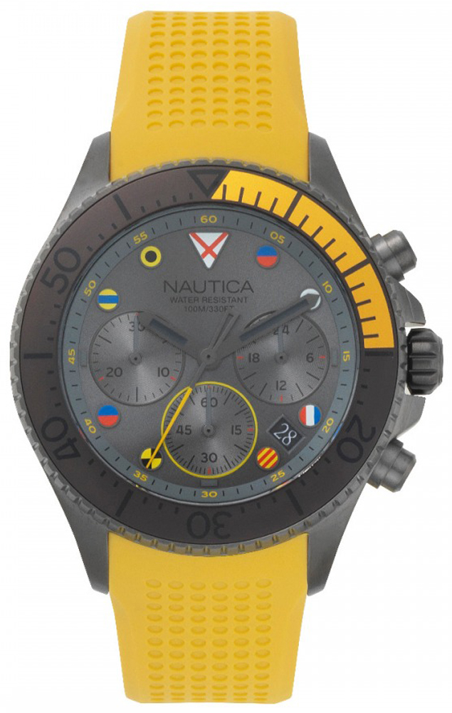 Nautica NAPWPC004 - zegarek męski