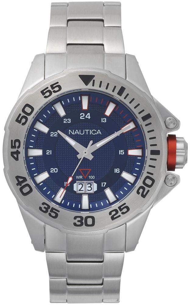 Nautica NAPWSV003 - zegarek męski