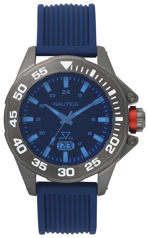 Nautica NAPWSV006 - zegarek męski