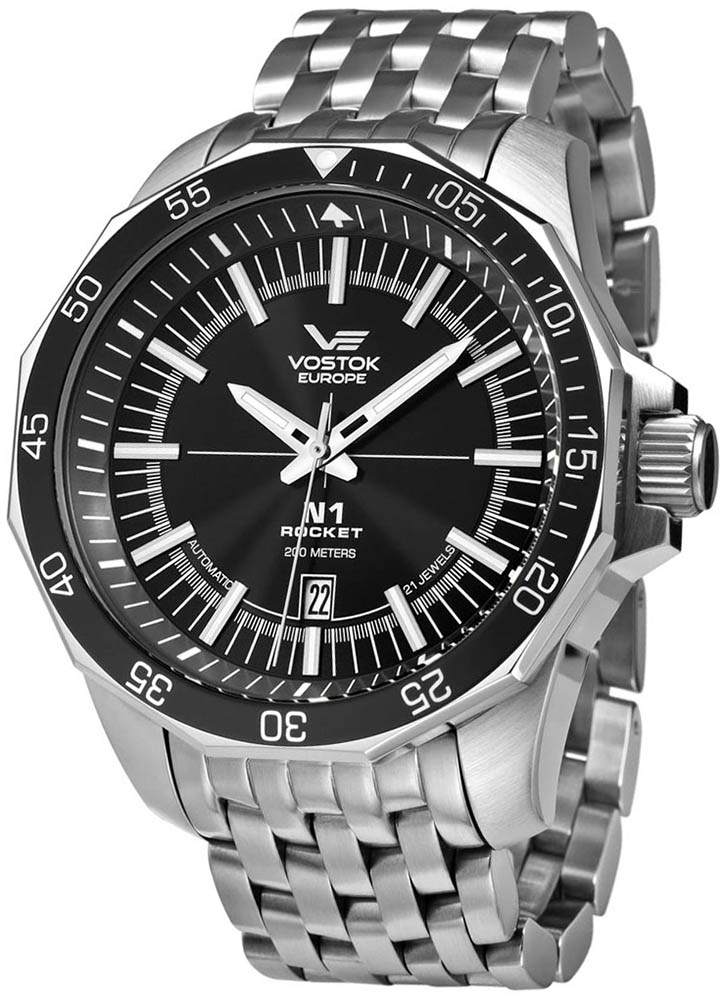 Vostok Europe NH35A-2255146B - zegarek męski