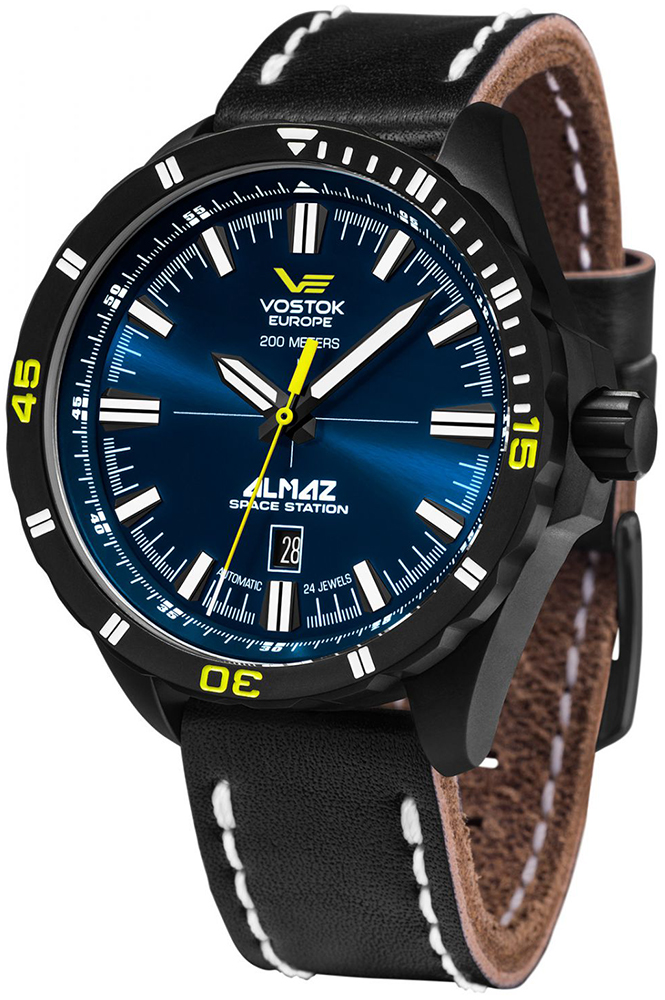 Vostok Europe NH35A-320C257 - zegarek męski