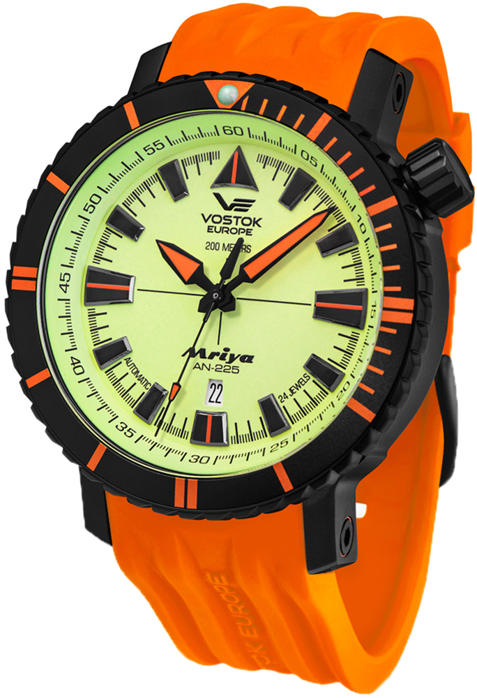 Vostok Europe NH35A-5554234 - zegarek męski