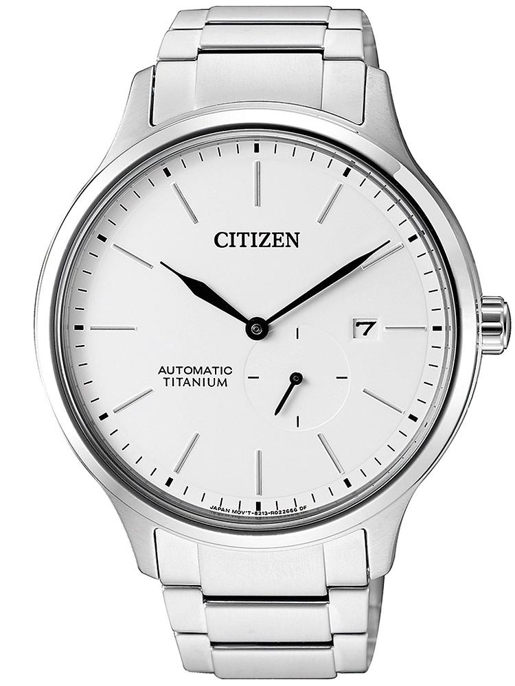 Citizen NJ0090-81A - zegarek męski
