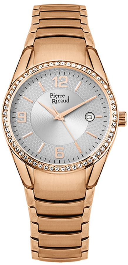 Pierre Ricaud P21032.9157QZ - zegarek damski
