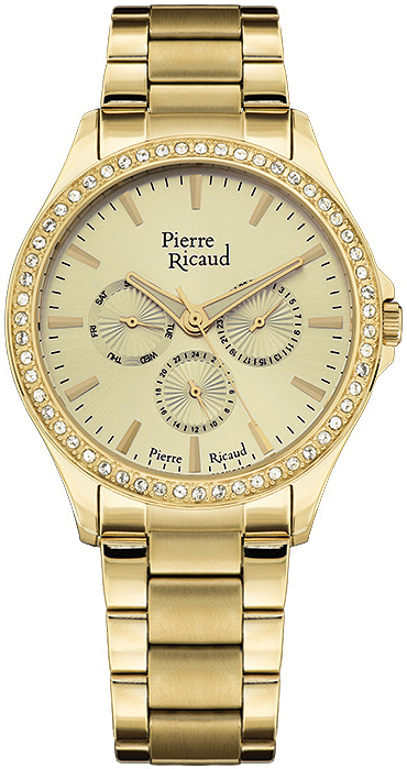Pierre Ricaud P21047.1111QFZ - zegarek damski
