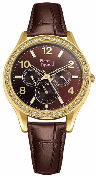 Pierre Ricaud P21069.1B5GQFZ - zegarek damski