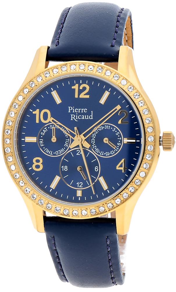 Pierre Ricaud P21069.1N55QFZ - zegarek damski