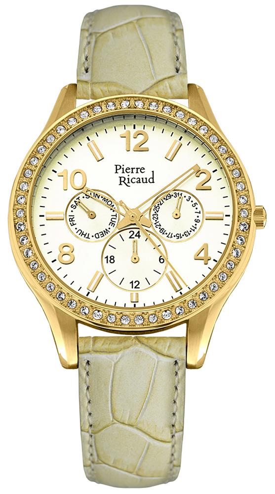 Pierre Ricaud P21069.1V51QFZ - zegarek damski
