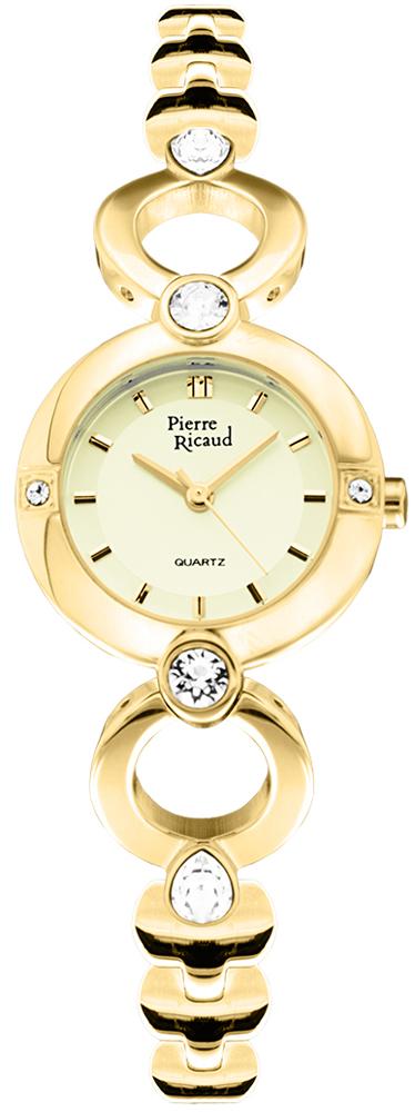 Pierre Ricaud P21070.1111QZ - zegarek damski