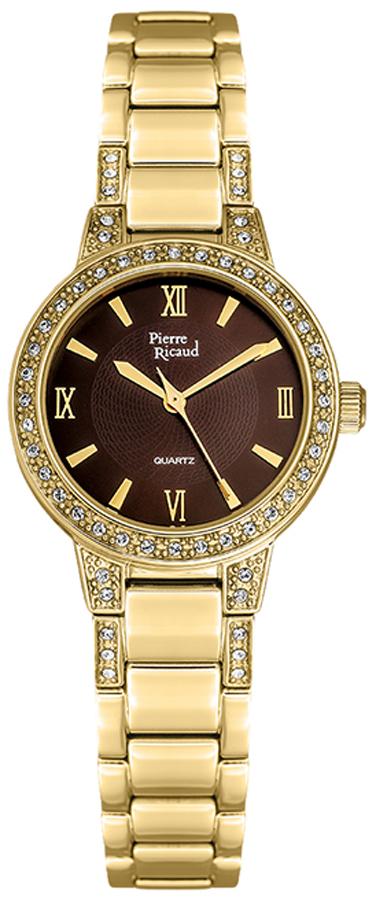 Pierre Ricaud P21074.116GQZ - zegarek damski