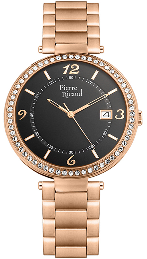 Pierre Ricaud P22003.91R4QZ - zegarek damski