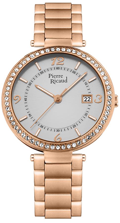 Pierre Ricaud P22003.91R7QZ - zegarek damski