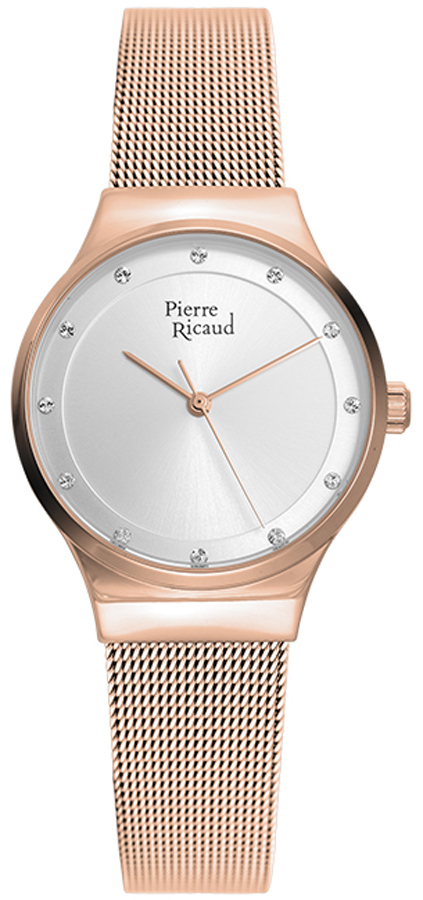 Pierre Ricaud P22038.91R3Q - zegarek damski
