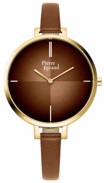 Pierre Ricaud P22040.1B1GQ - zegarek damski