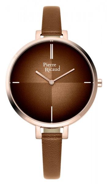 Pierre Ricaud P22040.9B1GQ - zegarek damski