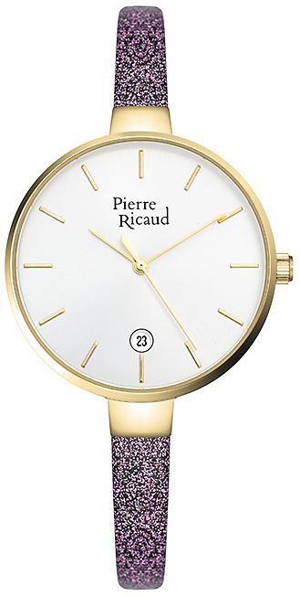 Pierre Ricaud P22085.1P13Q - zegarek damski