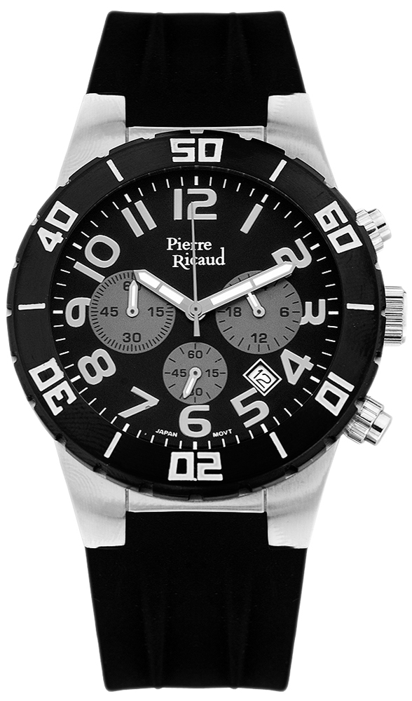 Pierre Ricaud P60007.YX24CH - zegarek męski