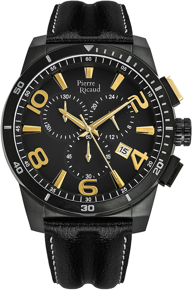Pierre Ricaud P60016.B254CHY - zegarek męski