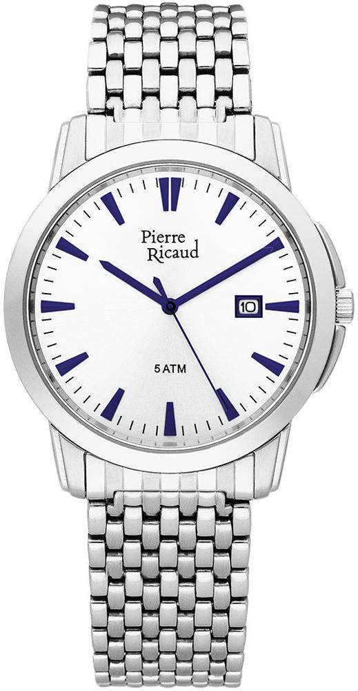 Pierre Ricaud P91027.51B3Q - zegarek męski