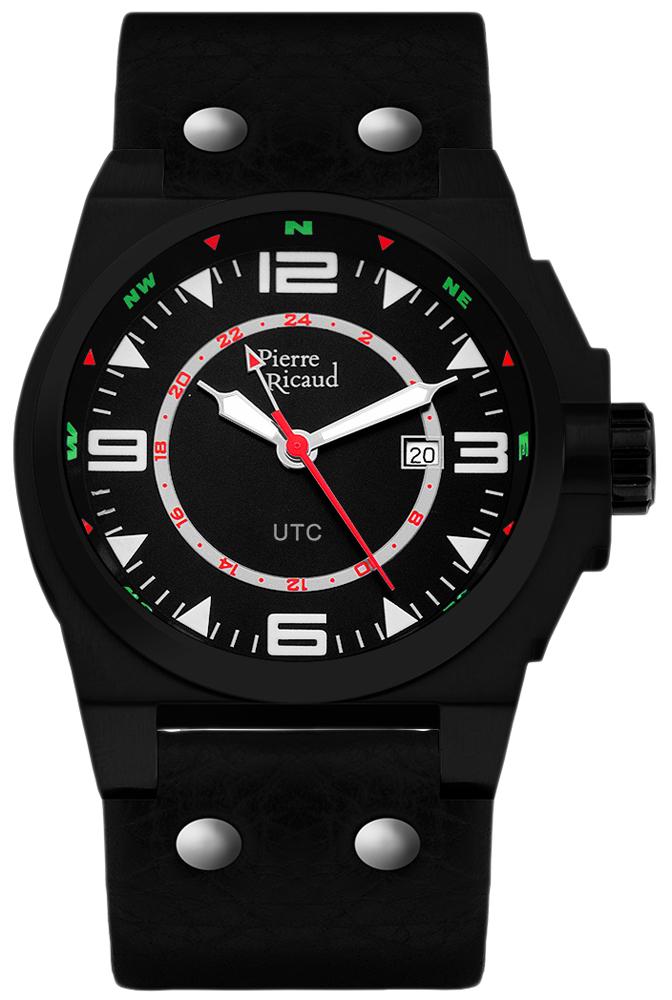 Pierre Ricaud P91045.B254Q - zegarek męski