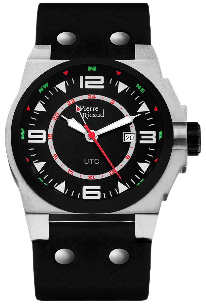 Pierre Ricaud P91045.Y254Q - zegarek męski