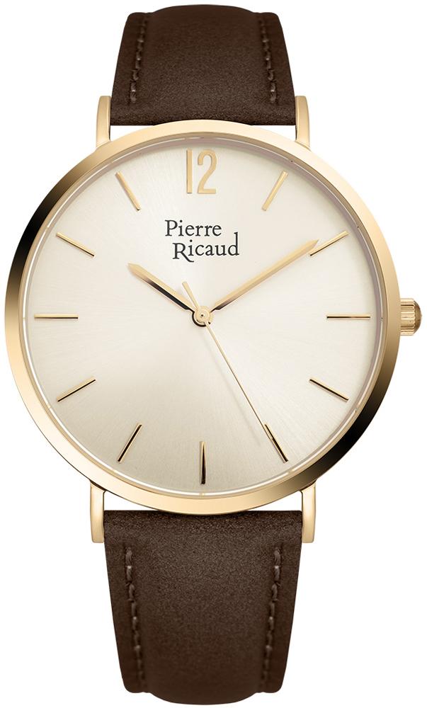 Pierre Ricaud P91078.1B51Q - zegarek męski