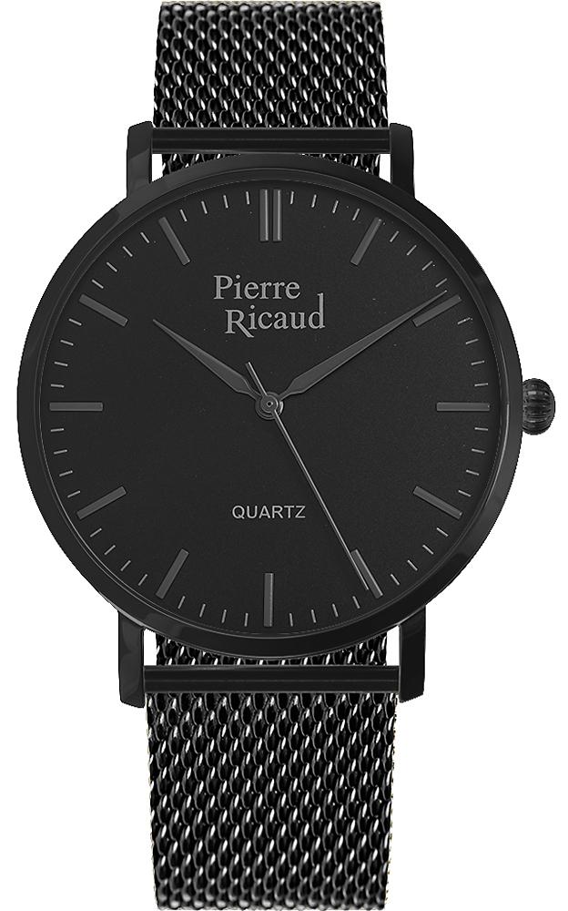 Pierre Ricaud P91082.B114Q - zegarek męski