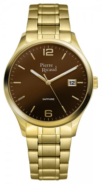 Pierre Ricaud P91086.115GQ - zegarek męski