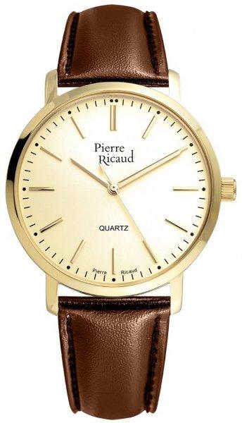 Pierre Ricaud P97215.1211Q - zegarek męski