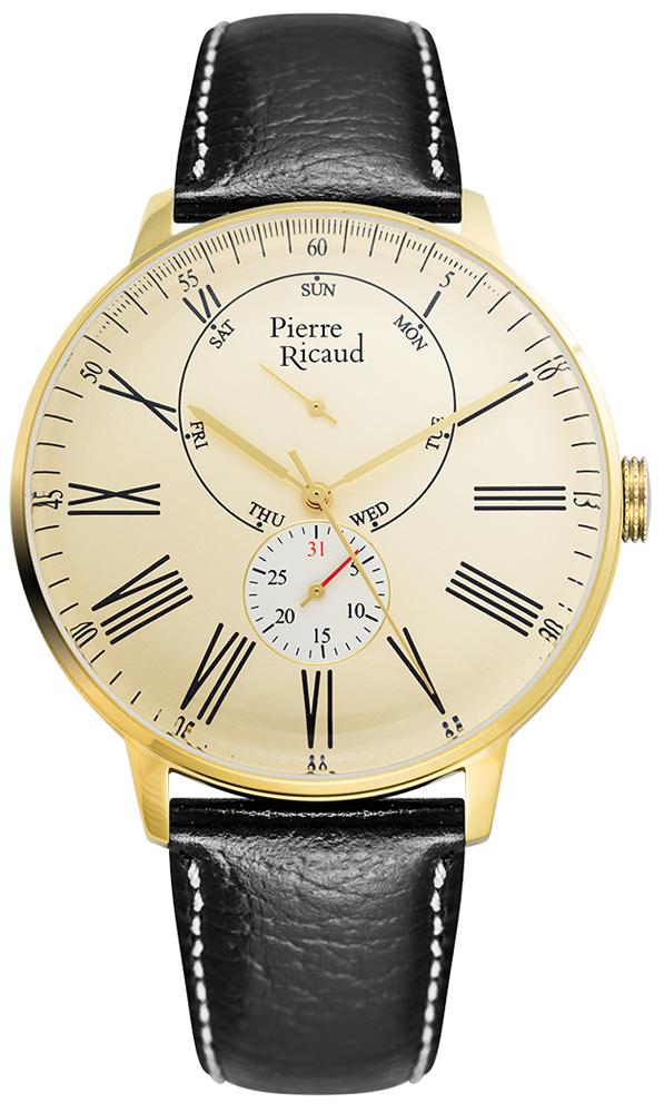 Pierre Ricaud P97219.1231QF - zegarek męski