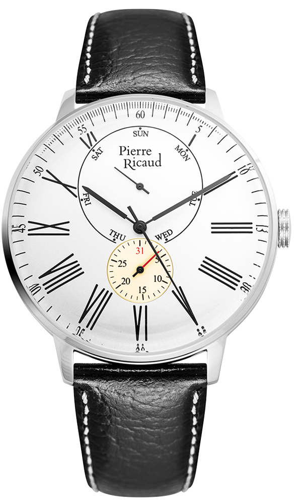 Pierre Ricaud P97219.5233QF - zegarek męski