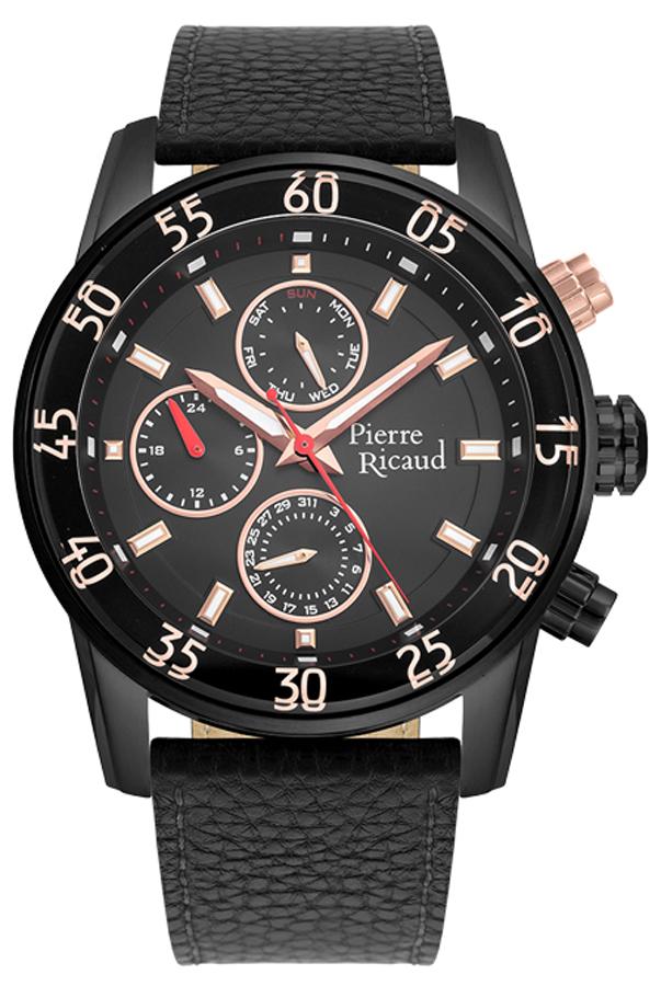 Pierre Ricaud P97221.K214QF - zegarek męski