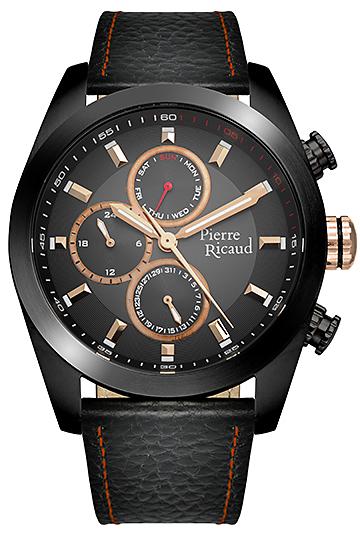 Pierre Ricaud P97223.B2R6QF - zegarek męski