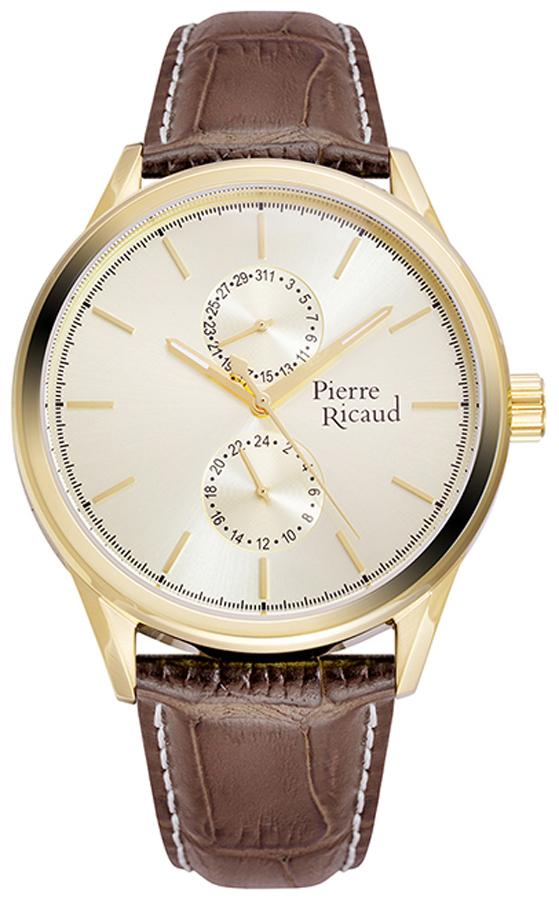 Pierre Ricaud P97244.1211QF - zegarek męski