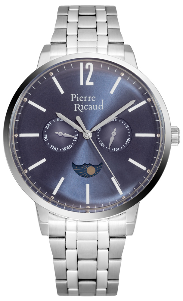 Pierre Ricaud P97246.5155QF - zegarek męski