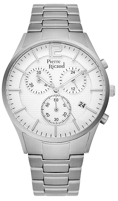 Pierre Ricaud P97252.4153QF - zegarek męski