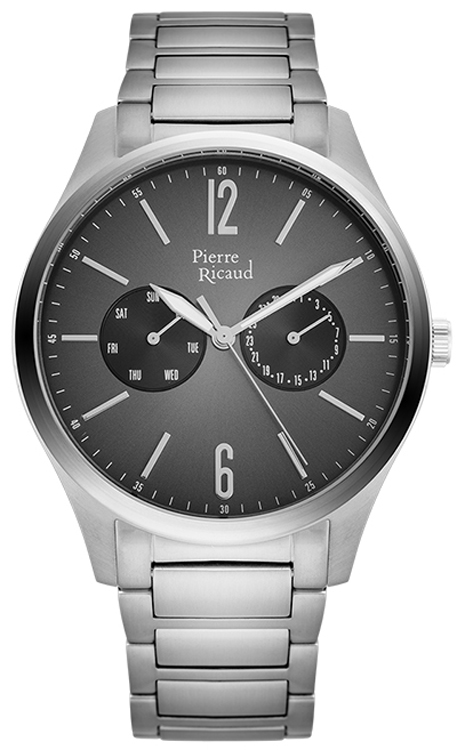 Pierre Ricaud P97252.4157QF2 - zegarek męski