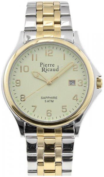 Pierre Ricaud P97300.2111Q - zegarek męski