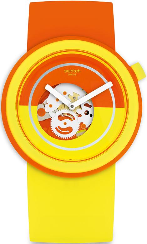 Swatch PNO100 - zegarek męski