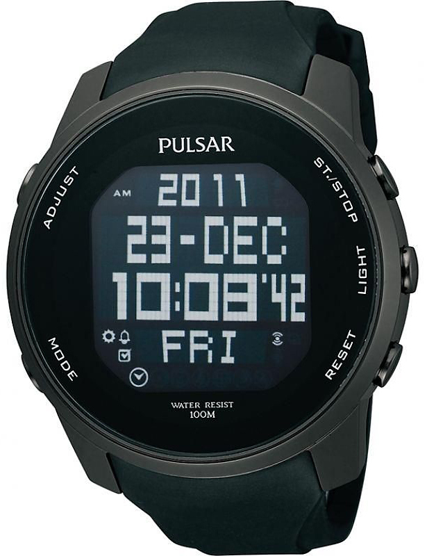 Pulsar PQ2011X1 - zegarek męski